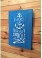 Oldwooddesign A Smooth Sea Tablo Renkli